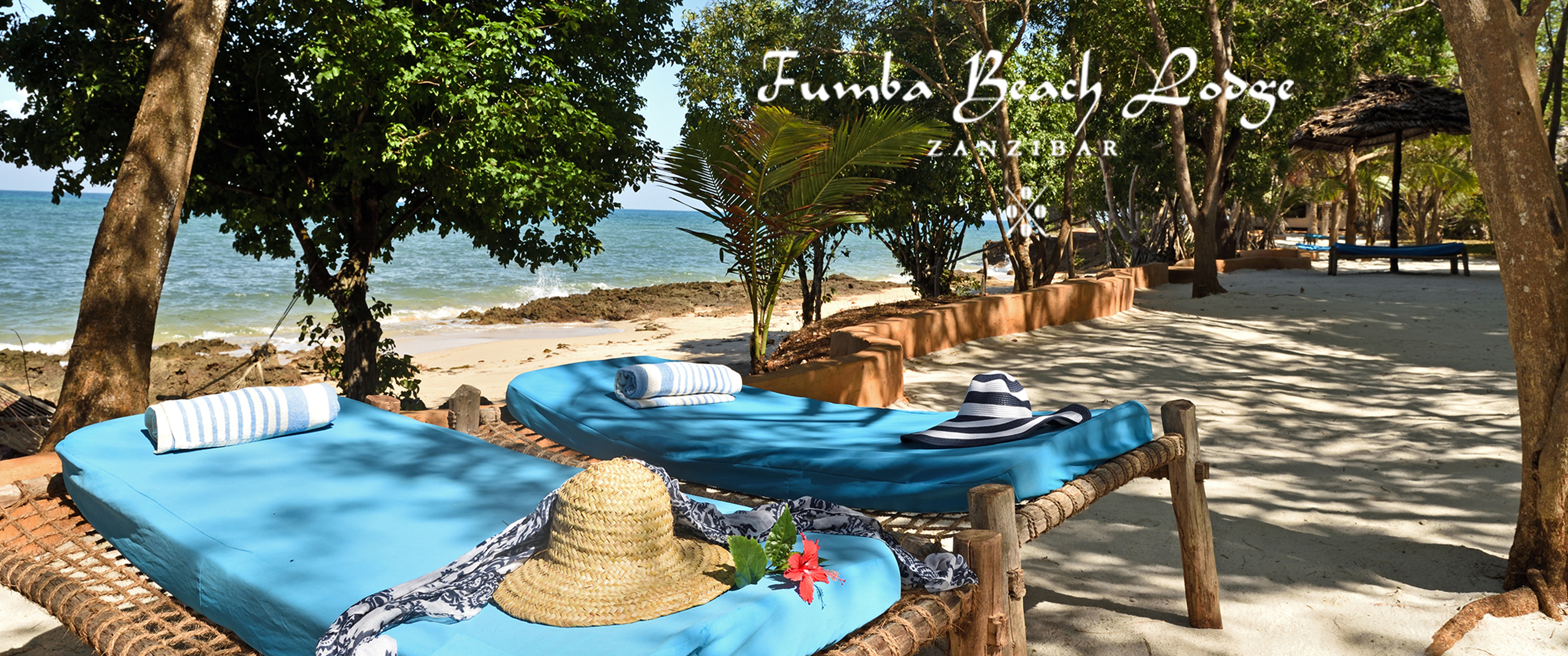 Fumba Beach Lodge Beds